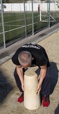 como hacer levantamiento de piedra