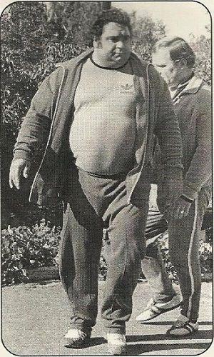 Vasili alexveev gordo paseando