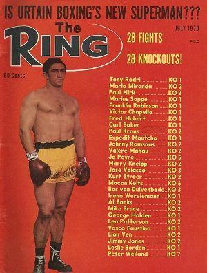 boxeador urtain