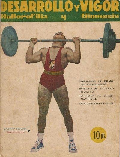 primera revista powerlifting