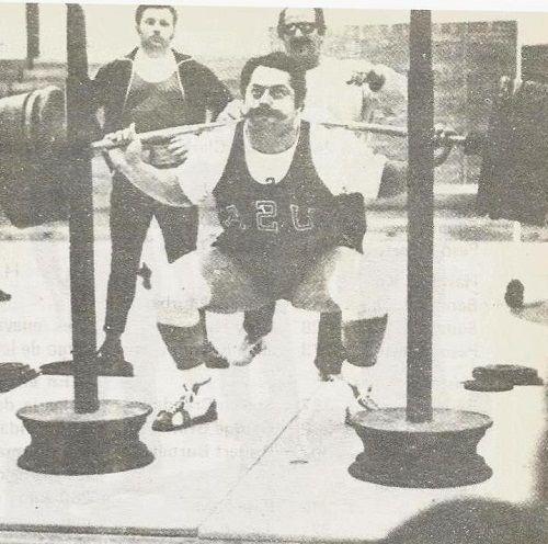 sentadilla powerlifting
