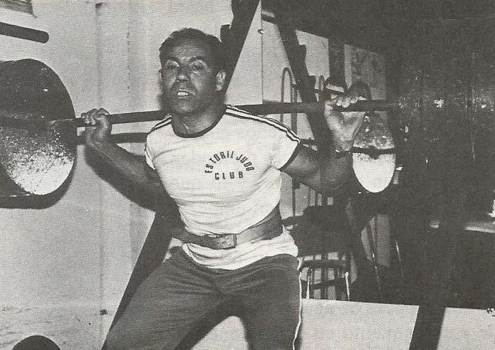 Apolonio Rodrigañez sentadilla