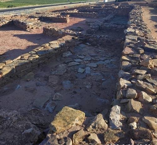 asentamiento romano cerro de la cabezas