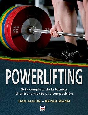 Libro powerlifting revisor tecnico lucio doncel