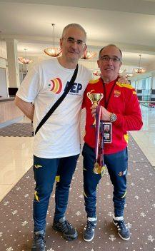 Rafael Lopes campeon master powerlifting 2021